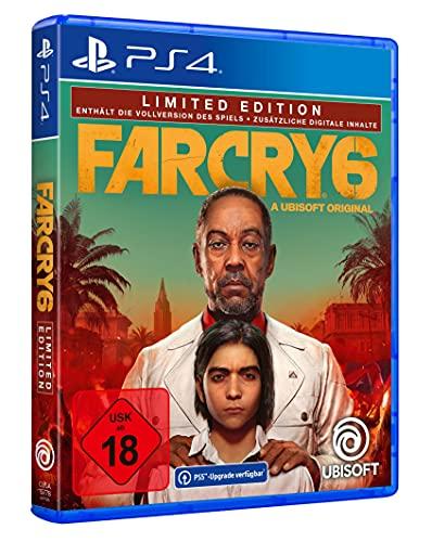 Far Cry 6 - Limited Edition (exklusiv bei Amazon, kostenloses...