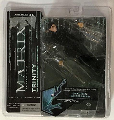 The Matrix Reloaded - Trinity Falls