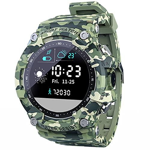 LEADALL Multisport-Smartwatch, Uhren Für Herren Damen...