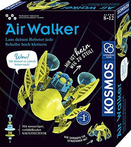 KOSMOS 620752 Airwalker, Klettert glatte Oberflächen hoch,...