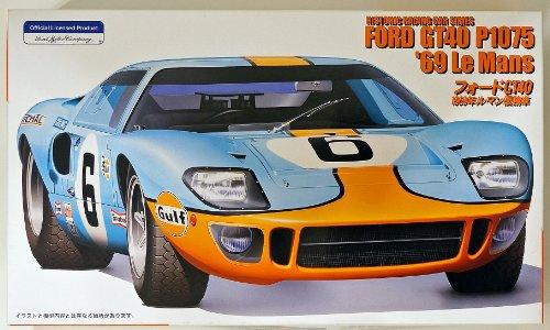Fujimi - Ford GT-40 Le Mans