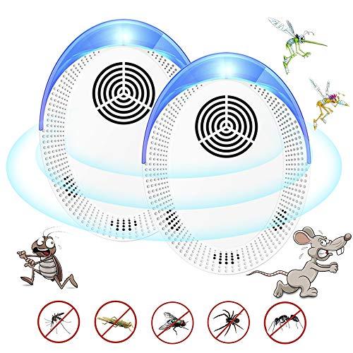 BLAZOR Ultraschall mückenabwehr, Mäuseabwehr, Plug-in...