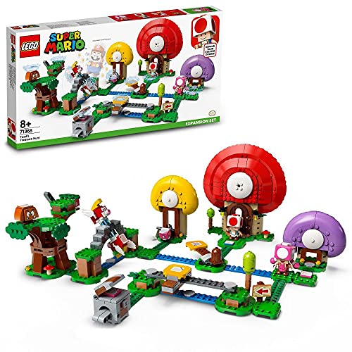 LEGO71368SuperMarioToadsSchatzsuche–Erweiterungsse...