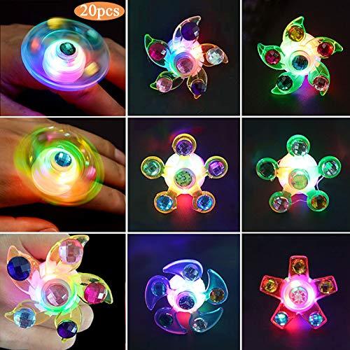 kindergeburtstag gastgeschenke 20 LED Fingerlampe Mitbringsel...