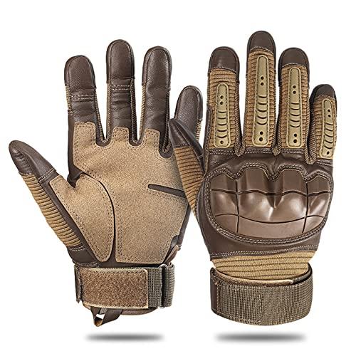 BaoYPP Winterhandschuhe für Herren, taktische Handschuhe, Sport,...