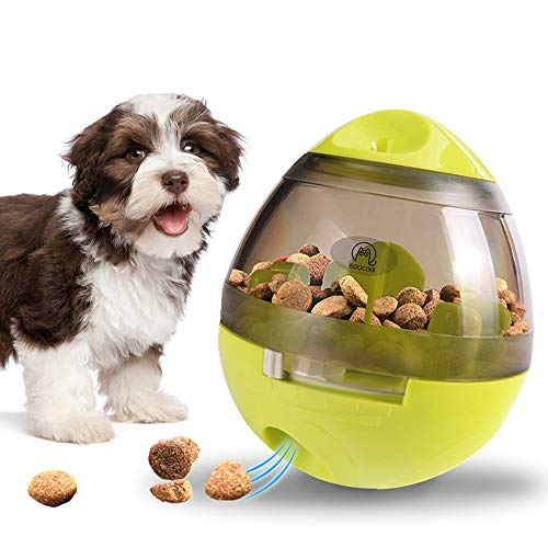EooCoo Hundefutter Ball, Tumbler Ball für Hunde, langsames...