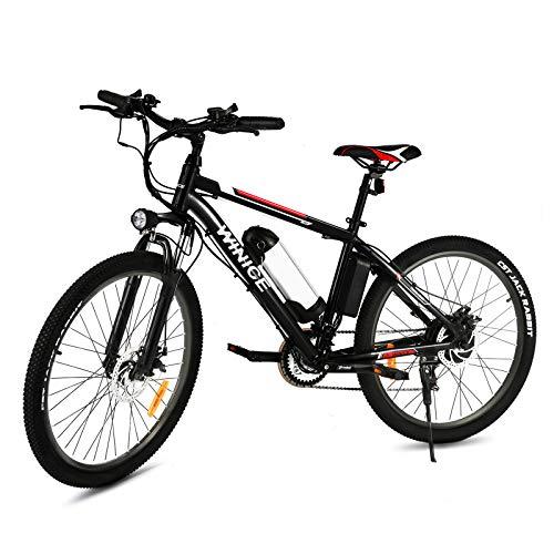 Vivi Elektrofahrrad Ebike Mountainbike, 26 Zoll Elektrofahrrad...