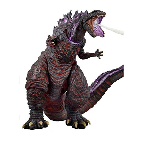 Godzilla - Kopf-Schwanz-Action-Figur - Atomic Explosion Shin...
