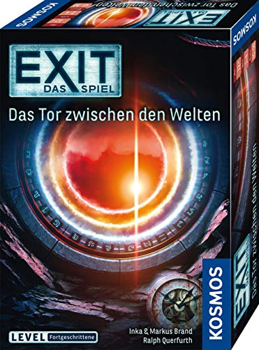 Kosmos 695231 EXIT - Das Spiel - Das Tor zwischen den Welten,...