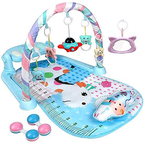 Lictin Baby Spielmatte Baby Aktivitätsmatte Baby Fitness...