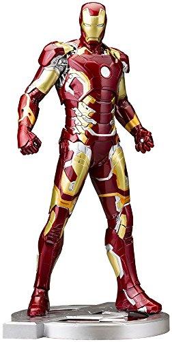 Avengers 2 Age of Ultron ArtFX Figur Statue: Iron Man Mk XLIII 43...