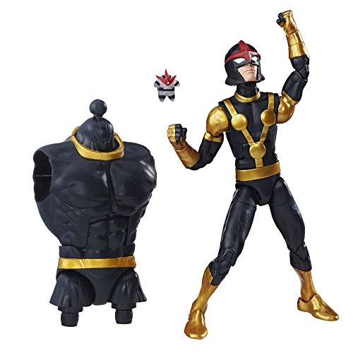 Hasbro Marvel Guardians of The Galaxy Legends Kid Nova...