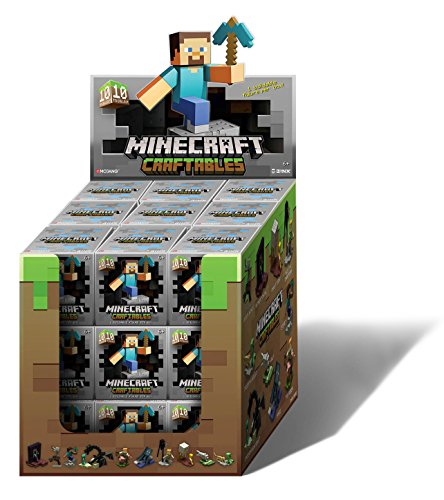 Minecraft 52048MN - Craftables, Ein Artikel aus 10 verschiednene...