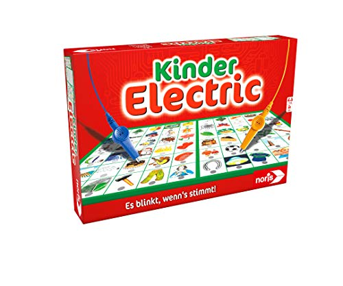 Noris 606013702 Kinder Electric Der Lernspiel-Klassiker, was...