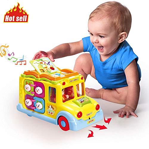 ACTRINIC Baby Spielzeuge Pädagogisches Intellektuelles Bus...