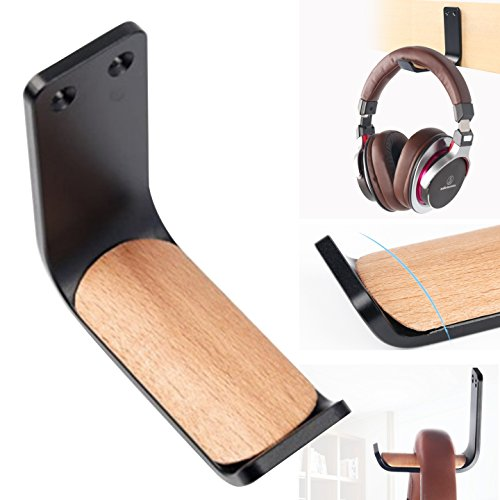 Kopfhörer-Ständer, Klebehaken für Untertisch-Kopfhörer,...