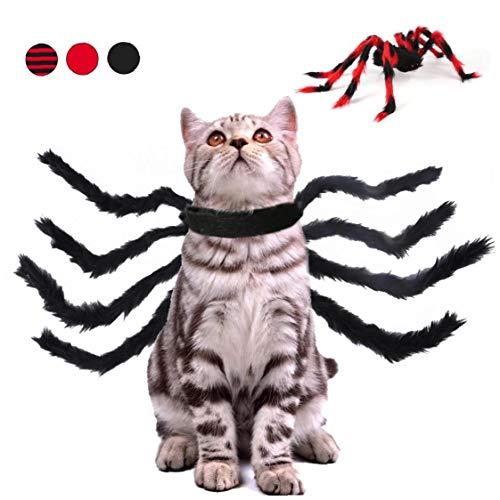 Halloween-Kostüm für Hunde, tragbar, Halloween-Party,...