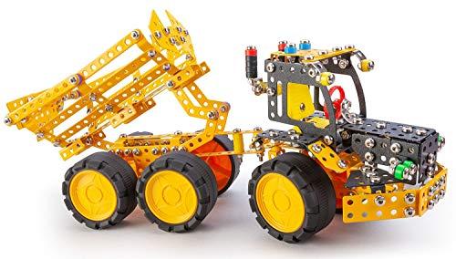 A ALEXANDER 2325 Constructor PRO Muck Kipplaster LKW 7 in 1...
