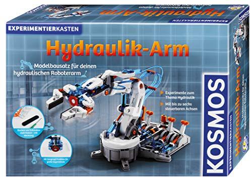Kosmos 620479 Hydraulik-Arm, Modellbausatz für deinen...