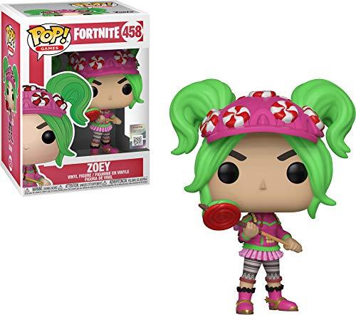 POP FORTNITE Zoey Vinyl Figure