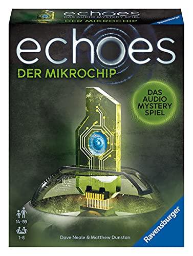 Ravensburger 20816 Echoes Der Mikrochip