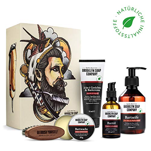 Ultimate Beard Box · Brooklyn Soap Company · Hochwertiges...
