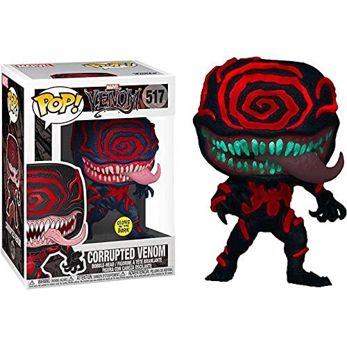 Movie Venom Series Pop Vinyl Figur # 517 Corrupted Venom Action...