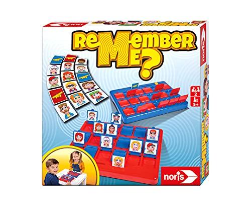 Noris 606064477 - Remember me, das lustigste Ratespiel mit 18...