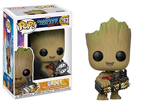 Pop Funko Marvel Guardians of the Galaxy Vol. 2 Groot #263...