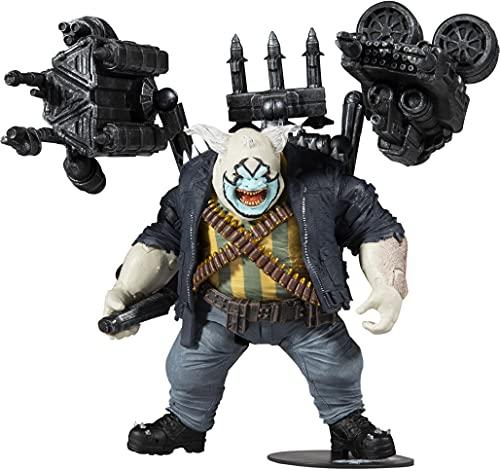 McFarlane Toys TM90161 Spawn Deluxe Set - The Clown, Mehrfarbig