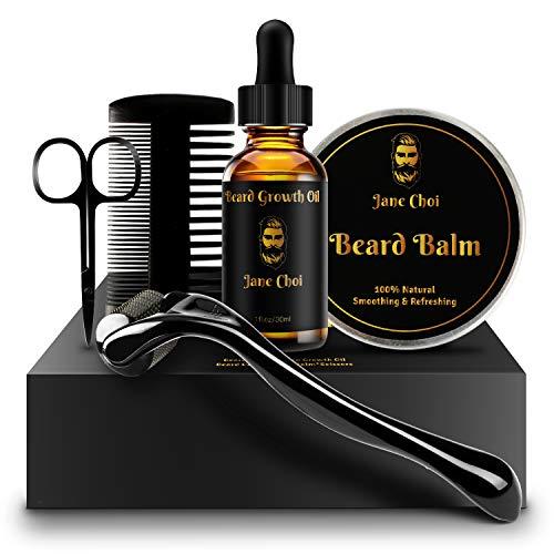 Bartwachstum Kit, Xins-Yonha Bartpflege Set für schnelles...