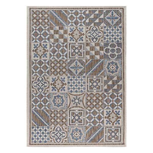 mynes Home Outdoor Teppiche In- & Outdoorteppich Flachgewebe...
