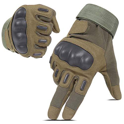 HIKEMAN Taktische Airsoft Militär Handschuhe für Männer und...