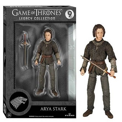Funko 4108 Game of Thrones Toy - Arya 6 Inch Collectable Action...