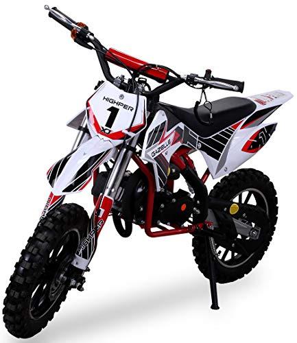 Actionbikes Motors Kinder Mini Crossbike Gazelle 49 cc 2-takt...