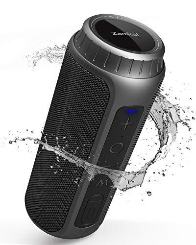 Zamkol Bluetooth Lautsprecher 5.0 30W Wireless Bluetooth Speakers...