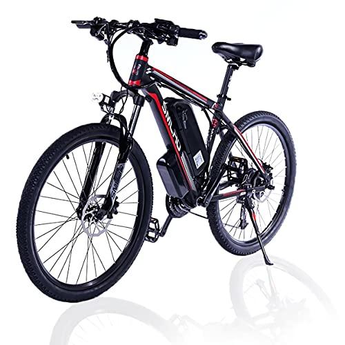1000W Elektrofahrrad 26Zoll E-Bike Mountainbike, Abnehmbare...