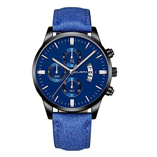 Uhren Herren Sale,IFOUNDYOU Armbanduhren Männer Mode Militär...