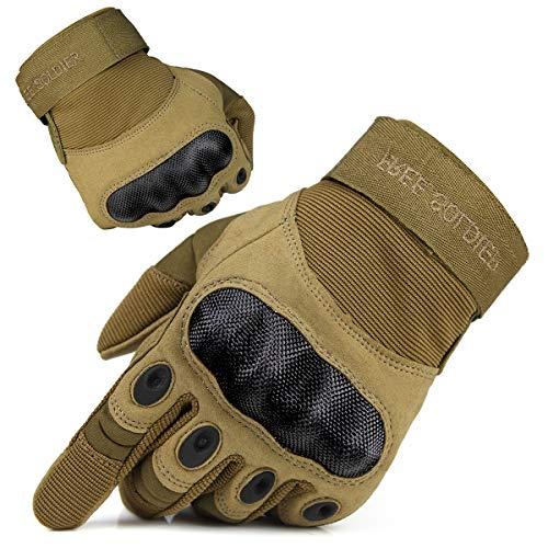 FREE SOLDIER Outdoor Handschuhe Herren Taktische Trainings...