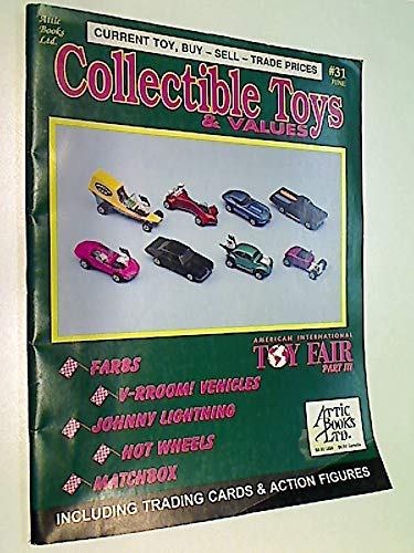 Collectible Toys & Values # 31 Johnny Lightning, Hot Wheels ans...