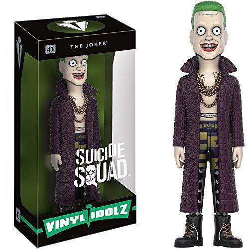 Funko The Joker Vinyl Idolz x Suicide Squad Vinyl-Figur + 1...