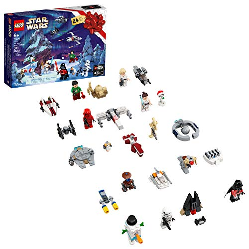 LEGO Star Wars 75279 - Adventskalender 2020 (311 Teile)