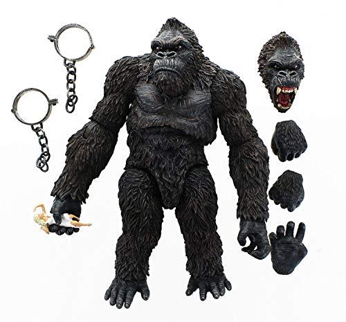 Unbekannt Mezco Toys King Kong of Skull Island 7'' Action Figure