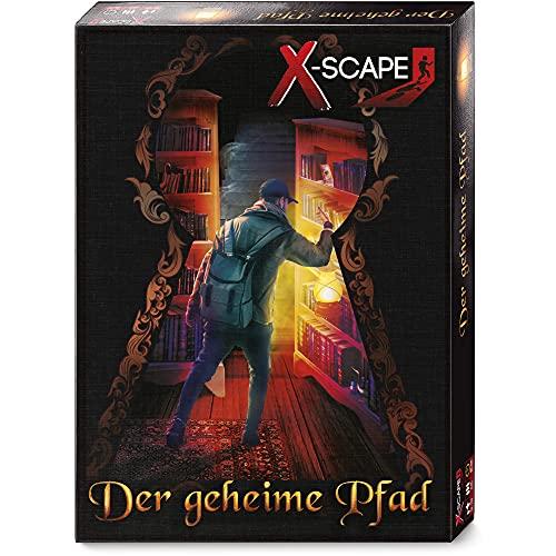 X-SCAPE - Der geheime Pfad- Escape Room Spiel für 1-5 Spieler ab...