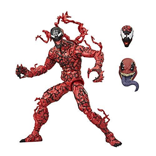 Hasbro Marvel Legends Series Venom 15 cm große Carnage...