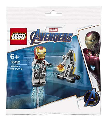 LEGO 30452 Avengers - Iron Man & Dum-e Super Heroes Marvel...