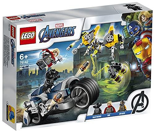 LEGO 76142 Super Heroes Avengers Speeder-Bike Attacke