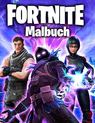 Fortnite Malbuch: Astounding Gift For Fortnite Lover Discover...
