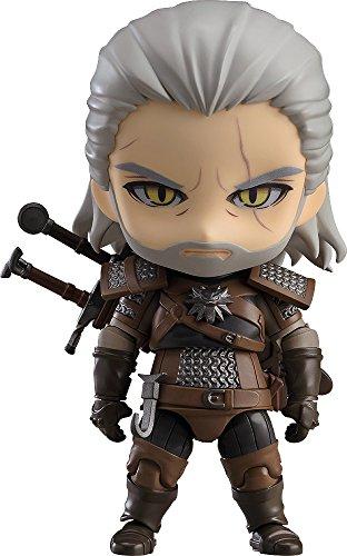 Close Up Witcher 3: Wild Hunt Nendoroid Geralt von Riva Actionfigur