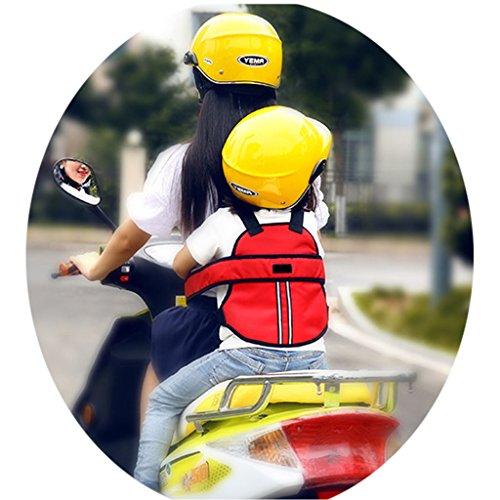 Vine Kinder Einstellbar Motorrad-Gurt Kinder Sicherheitsgurt für...